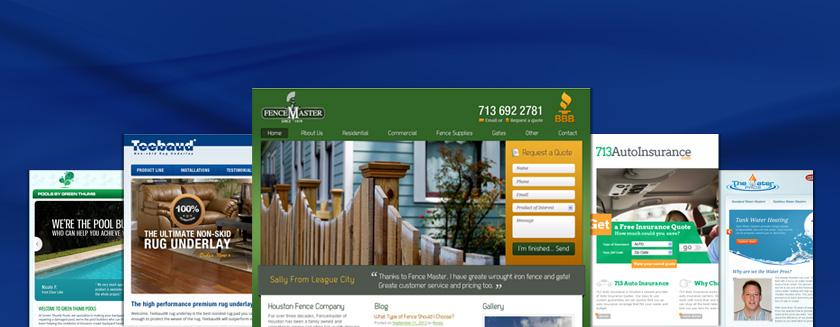 Houston Web Design Services
