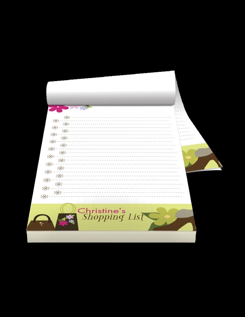 Catdi Notepad Printing
