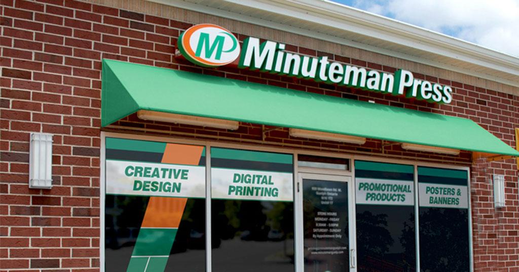 ALTERNATIVES TO MINUTEMAN PRESS PRINTING