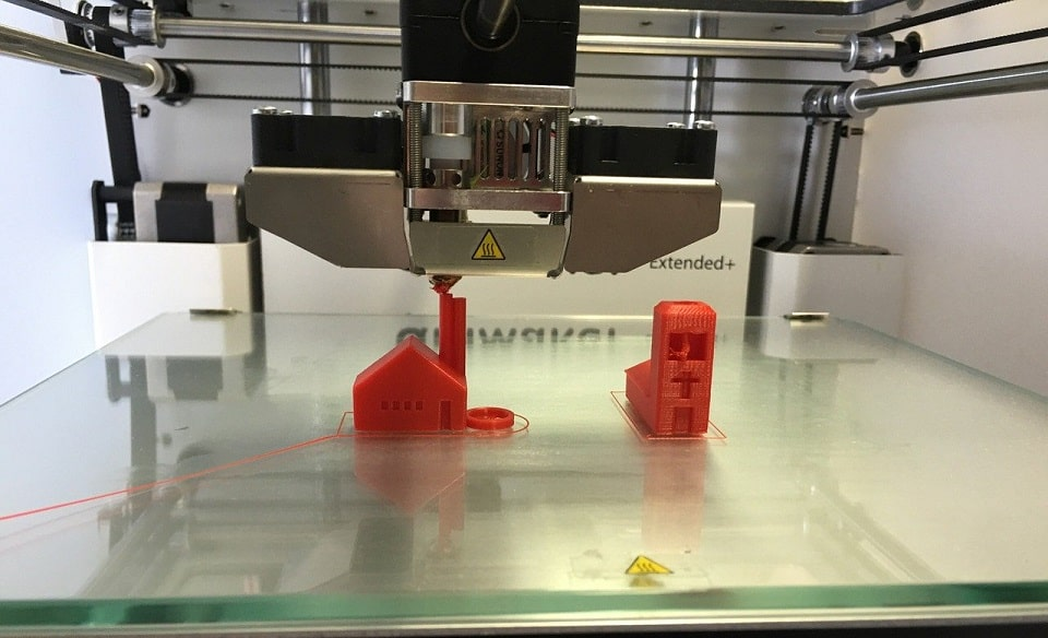 The future of printing is already here in the form of 3D printing.