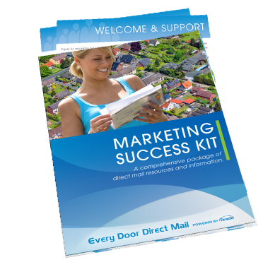 MarketingSuccessKit EDDM is right for your marketing needs